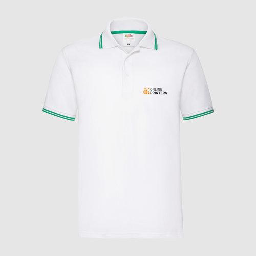weiß / grün